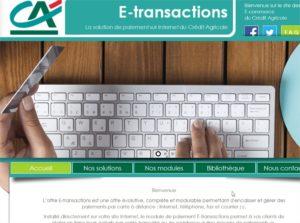 Solutions de paiements CB internet