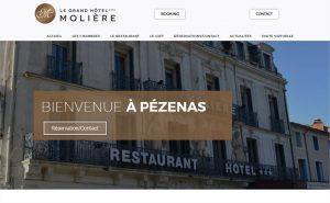 Le Grand Hôtel Molière ***