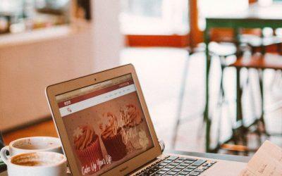 Site internet pour commerçant